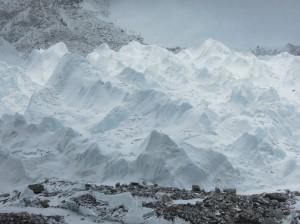 Khumbu-Gletscher