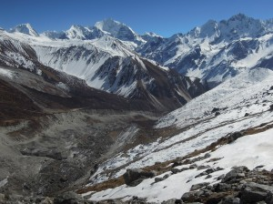 Langtang Lirung Base Camp