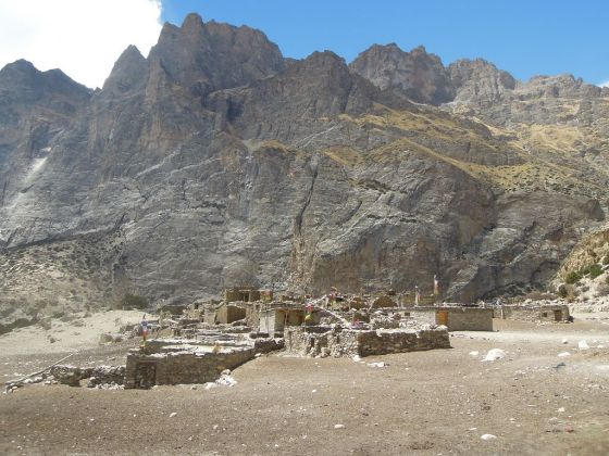 The former Khampa settlement of Kyang